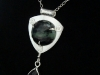 031a-pendant-with-faceted-ruby-in-zoisite-in-riveted-prongs-with-faceted-onyx-hanging-underneath